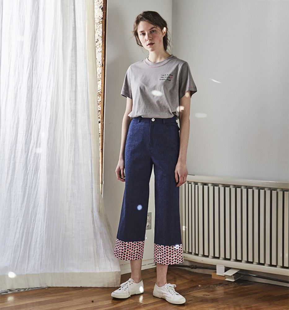 HEART POINT PANTS