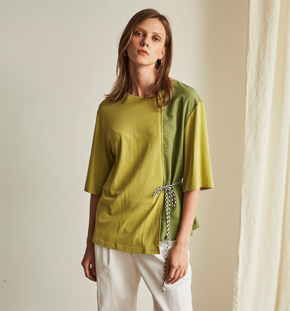 SIDE STRAP TOP_GREEN