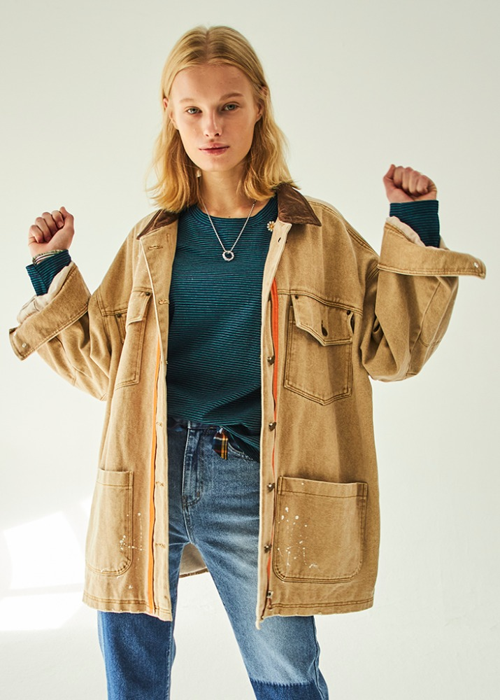 VINTAGE SAFARI JACKET