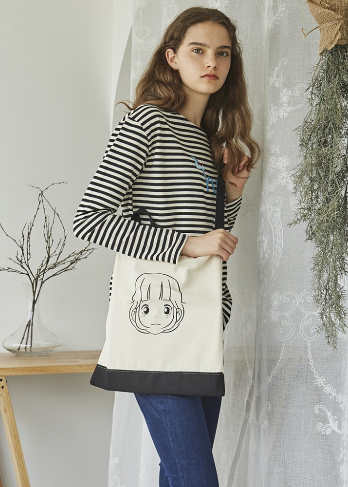 YUMI BLACK ECO BAG